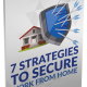 7 Strategies to Secure Work from Home